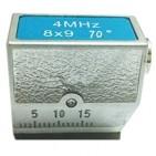 4MHz 8×9 70°  超声波斜探头(C5接口)