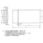 RB-C超声波试块(NB/T47013.3-2015)