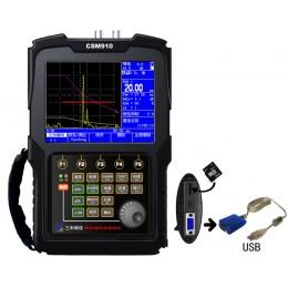 CSM910数字超声波探伤仪(可记录型)