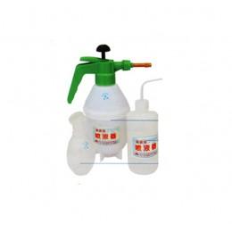 HM-1型磁粉喷液壶(用于干粉探伤,倒置后用手挤压喷洒干磁粉)