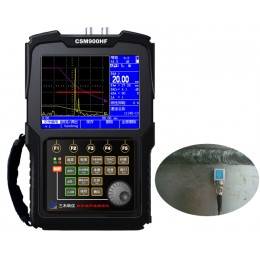 CSM900HF数字超声波探伤仪(金属焊缝通用型)