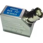 4MHz 8×9 70°  超声波斜探头(Q9接口)