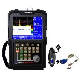 CSM900S数字超声波探伤仪(高端智能型)