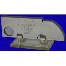 IIWⅠ 荷兰试块,V-1 试块(,ISO2400-1972E)
