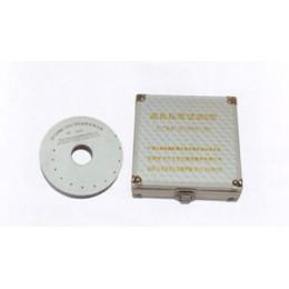 B型磁粉标准试块(12孔直流试环,JB/T6066-04标准的综合性能试块)
